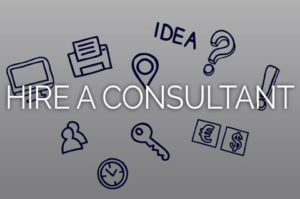 Hire a Consultant